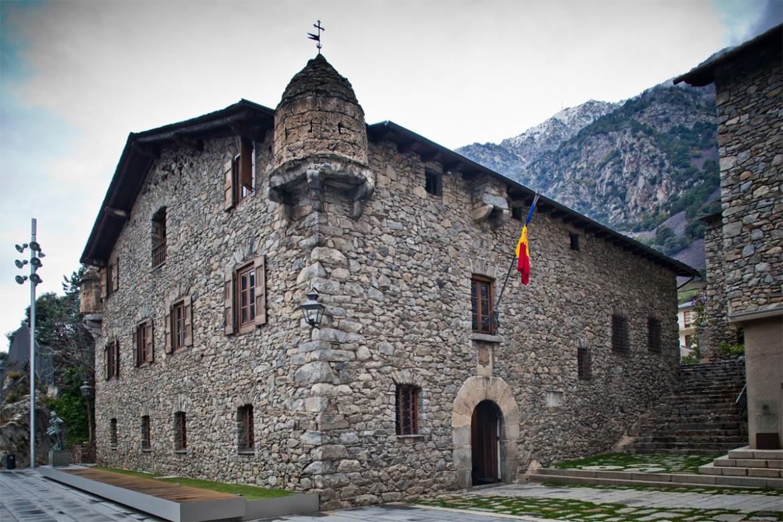 Casa de la Vall - Andorra