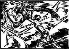 Beowulf i el Grendel