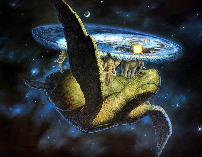 MundoDisco - cosmologia
