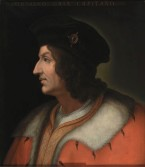 El gran capitán retrato