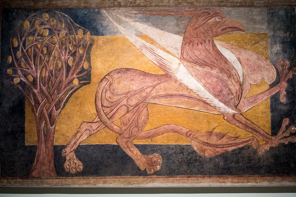 Griu de San Pedro de Arlanza - monstres medievals