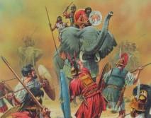Batalla de los llanos del Bagradas