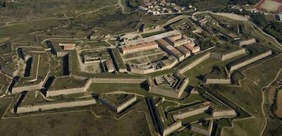 Castell de Sant Ferran - Figueres - castell modern