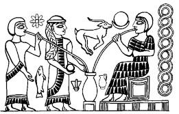 Cervesa a l'antiga sumèria