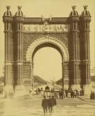 Arc-de-Triomf- exposició 1888