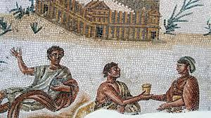 Cervesa antiga roma