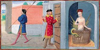 Melusina i la papessa Joana